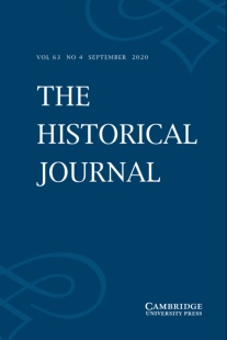 The Historical Journal,